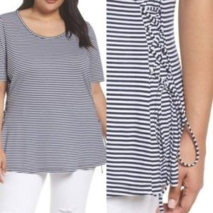 Side Lace Up Top · Nordstrom